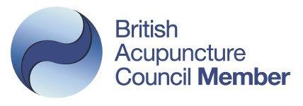British Acupuncture Council Member Logo
