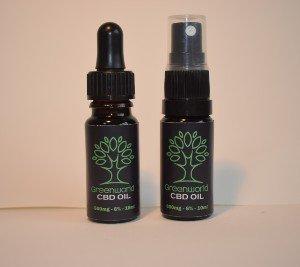 Greenworld CBD Oil Small (10ml)