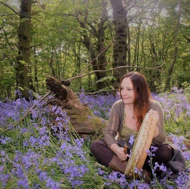 Eva Bay Greenslade, Shamanic Healing