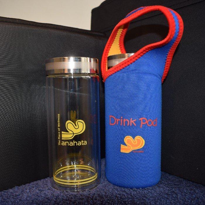 Anahata Flask & Drinkpod